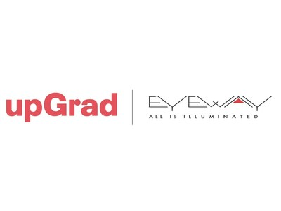 EDTECH LEADER UPGRAD & AR PIONEER EYEWAY VISION PARTNER TO CREATE ONE-OF-A-KIND AR LEARNING EXPERIENCE