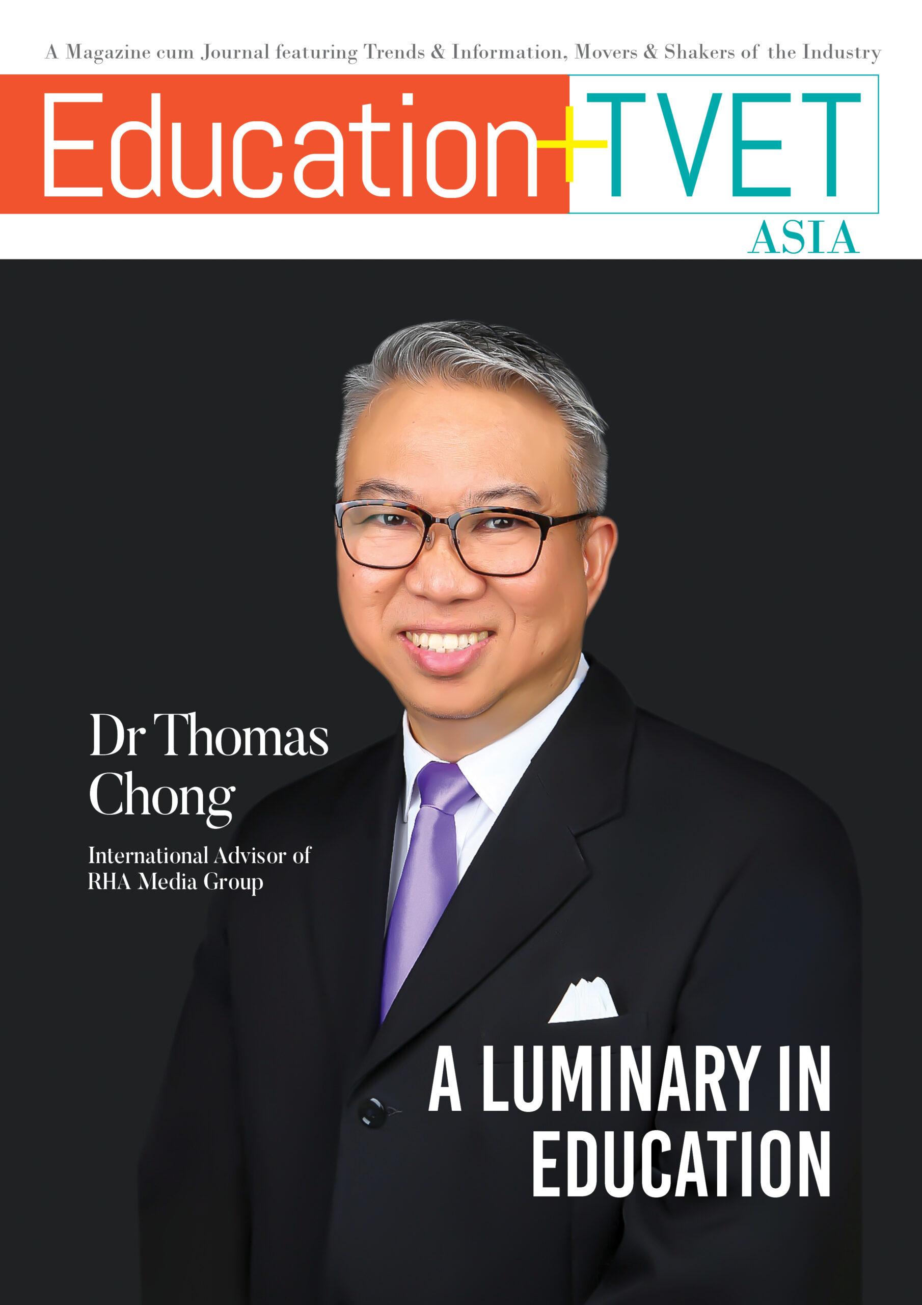Dr Thomas Chong