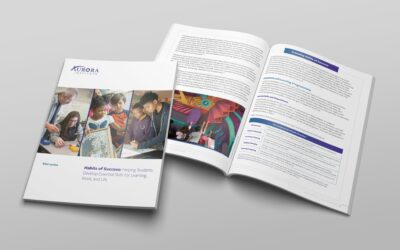 Aurora Institute Creates Blueprint to Help Students Develop Habits of Success