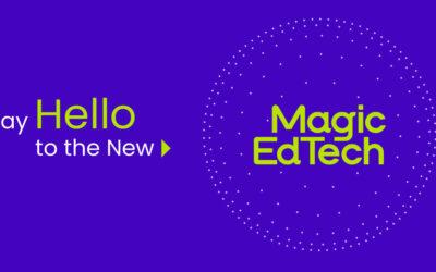 Magic EdTech Rebrands for a Digital and Inclusive Future